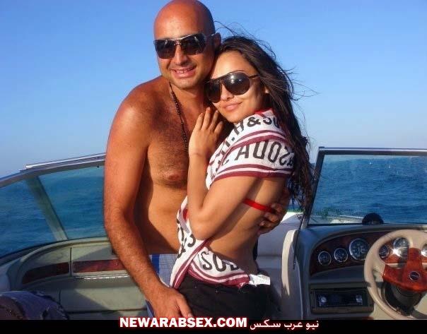 صورة ساخنة لراندا البحيري مع زوجها