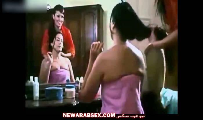 شذوذ سحاق فنانات مصر مشهد سمية الخشاب و غادة عبد الرازق