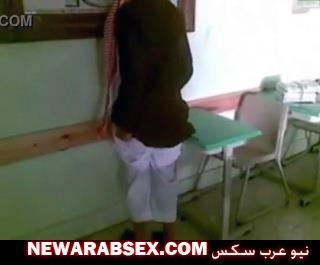 سالب سعودي في المدرسة