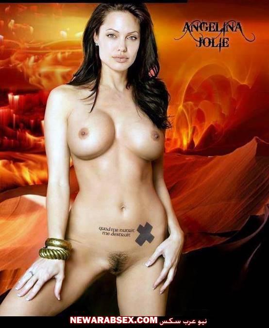 انجلينا جولي عارية تماما صورة سكس