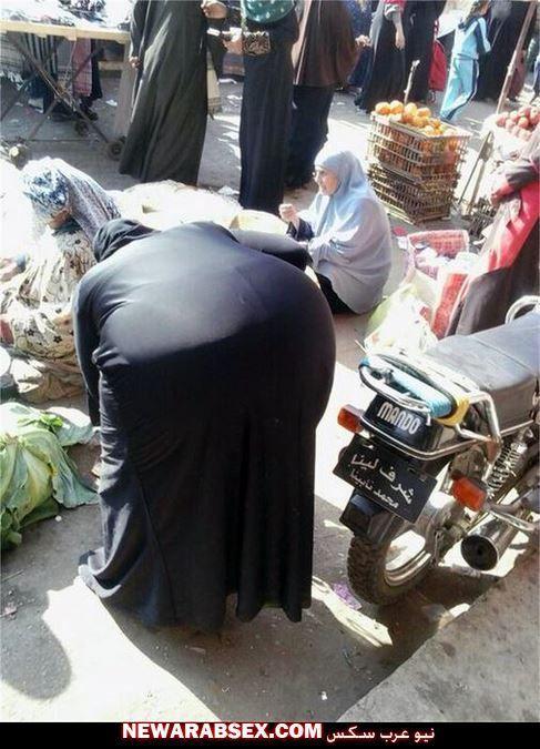 طيز بلدي في السوق