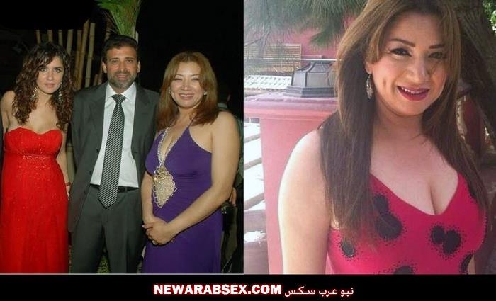 بفستان سكسي جدا مع خالد يوسف