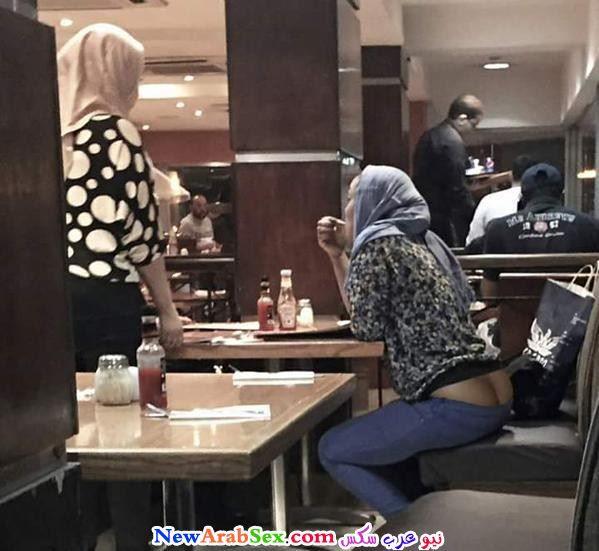 شرموطة طيزها عريانة في المطعم