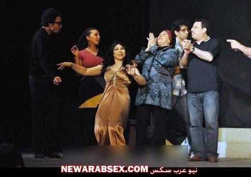 رقص الفنانات المصريات