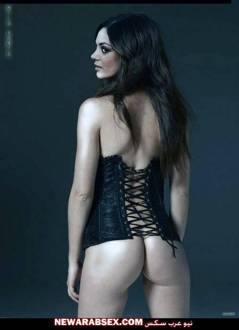 طيز ميلا كونيس عارية