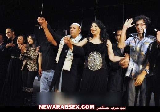غادة ابراهيم ترقص