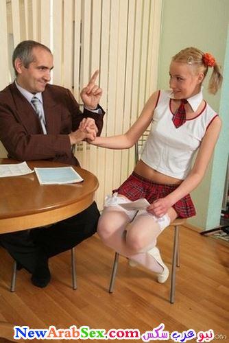 مدرس خمسيني يتحرش بتلميذة مراهقة