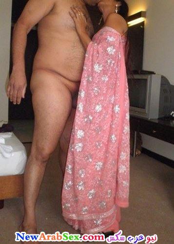 هندية و زوجها